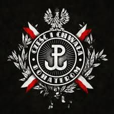 Polish Names, Patriotic Tattoos, Communication Design, Coat Of Arms, Retro, World War Two, Beautiful, Camps, History