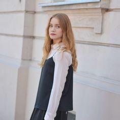 Fashion, streetstyle, black and white, monochrome, casual, fblogger