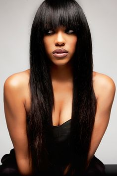 how to set rollers on african hair : ... Hairstyles on Pinterest Virgin hair, Peruvian hair and Body wave