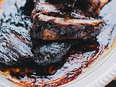 How to Cook Ribs in the Oven for Meaty Satisfaction All Year Long   Just because it's too cold to grill outdoors doesn't meant you can't enjoy juicy, tender, falling-off-the-bone ribs. Here, seven luscious recipes for ribs that can all be made in the oven.