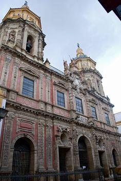 Iglesia de San Luis de los Franceses (Sevilla) - Wikipedia, la enciclopedia libre