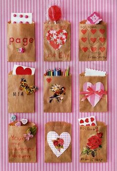 For the most romantic day in the year, Valentine's Day we have selected interesting diy crafts. Be creative for the Valentine's Day and give cute gifts to Valentine Love, Valentine Day Crafts, Funny Valentine, Happy Valentines Day, Holiday Crafts, Holiday Fun, Kids Valentines, Homemade Valentines, Valentine Ideas