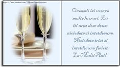 Flute, Champagne, Happy Birthday, Tableware, Happy Brithday, Dinnerware, Flutes, Urari La Multi Ani, Dishes