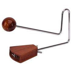 Latin Percussion LP208 L/P Vibra-Slap Standard by Latin Percussion. $37.95. The LP Vibra-Slap was the first of numerous patents granted to Latin Percussion. It has appeared in more recordings, soundtracks, and advertisements than any sound effect ever made. As with many other LP products, the Vibra-Slap was conceived as a dependable replacement for the original delicate rattling horse jawbone.. Save 38%!