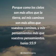 Isaías 55:9
