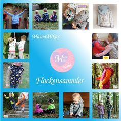MamaMika Näht: Sammler-Familie - free pattern