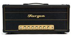 Fargen Olde 800 valve/tube head