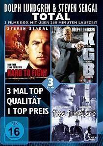 Dolph Lundgren & Steven Seagal Total-Box (3 Filme) (2013) in Filme & DVDs, DVDs & Blu-rays | eBay!