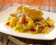 VH® Sauces - Pineapple Orange Chicken & Rice