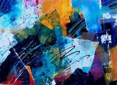 Wind Vibrations Fine Art Print