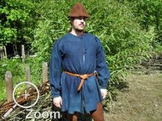 15th Century Fashion, 14th Century, Medieval Gothic, Medieval Life, Medieval Clothing, Doublet, Give It To Me, Costumes, Warfare