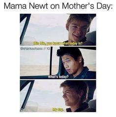 Papa Min Min and Mama Noot