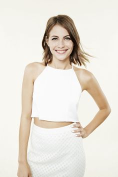 Willa Holland | Willa Holland At Comic-Con 2014 Arrow Portraits Photoshoot…