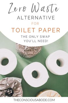 Apr 3, 2020 - Starting your zero waste journey, but unsure how to avoid TP? This zero waste toilet paper alternative is the ONLY swap you'll need!