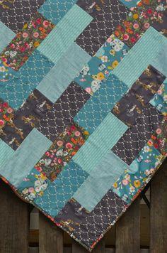 Fabrics by Art Gallery Fabrics - Emmy Grace turquoise