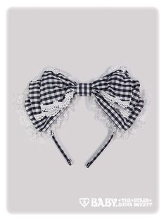 Charline Head Bow
