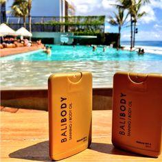 An All Natural Tanning Oil #BaliBody #bikinidotcom