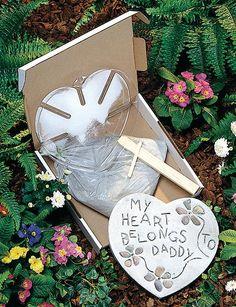 d41c65fdeb03f Original Heart Stepping Stone Kit  kit  DIY  artsandcrafts  garden  design  Stepping. Milestones Stepping Stones