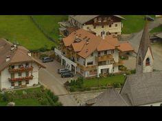 Appartements Grossgasteiger - Weißenbach im Ahrntal / Südtirol aus der Vogelperspektive betrachtet.