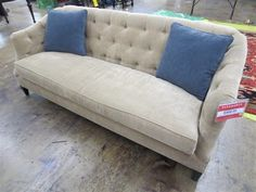 For Clearance Alexa Single Cushion Sofa Wes25261 7 And Other Living Room