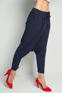 Today's Hot Pick :Stripes Waistband Hammer Pants http://fashionstylep.com/SFSELFAA0002075/happy745kren/out High quality Korean fashion direct from our design studio in South Korea! We offer competitive pricing and guaranteed quality products. If you have any questions about sizing feel free to contact us any time and we can provide detailed measurements.