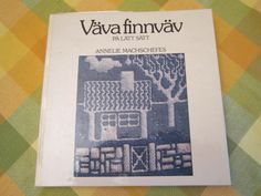 Vava Finnvav: Pa Latt Satt [Swedish Text] Annelie Machschefes by Handwerkboeken on Etsy