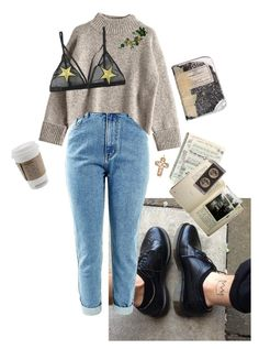 """""""Manon"""" by thewitchishere ❤ liked on Polyvore featuring Del Gatto"""