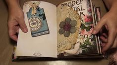 EVG Endless Love 3 signature vintage journal