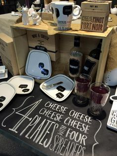 Cheese and Wine pairings collection