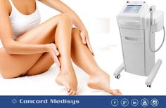 Concord Medisys is one of the leading diode laser hair removal machine suppliers India that offers a high-quality range of hair removal device that used effectively in the treatment of hair reduction. We also recommended machine for diode laser hair removal.