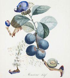 Salvador Dali - Watercolour