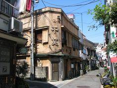 静岡県熱海市(3)、今に残るカフェー建築 : 散歩と旅ときどき温泉