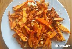 Cake Recipes, Snack Recipes, Chef Gordon Ramsay, Sweet Potato, Carrots, Feta, Chips, Potatoes, Vegetables