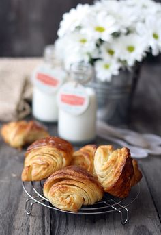 {Homemade Croissants}