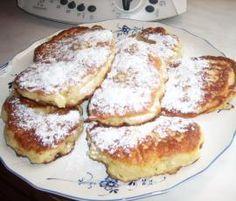 Rezept René s Hefepfannkuchen mit Apfel von Regionalrekord Rene - Rezept der Kategorie Backen süß
