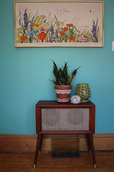 """Amy's """"Teal Appeal"""" Room"""