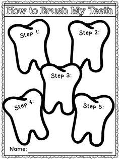 Dental Health Freebie
