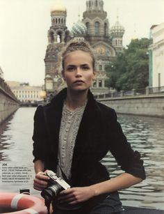 NATASHA POLY in St. Petersburg