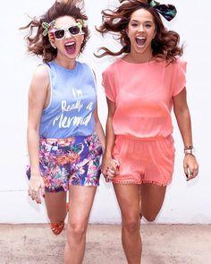 Corre que nosso site está com descontos de ATÉ 50% pra gente separar o look de Carnaval! Go girl, have fun: www.leboh.com.br  @vanduarte @mariflordarosa