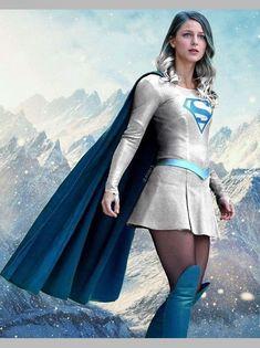 "Melissa Benoit as ""Supergirl"" - Kara Danvers in the CW TV show. Kara Danvers Supergirl, Supergirl Superman, Supergirl And Flash, Supergirl Movie, Batman Vs Superman, Melissa Marie Benoist, Super Héroine Marvel, Melissa Benoit, Super Heroine"