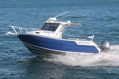 Coraline 670 Oceanrunner fitted with twin 115HP Yamaha 4-stroke outboards and full radar navigation... Perfect combination for the WA coast.