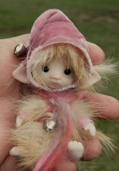 tiny 3 inch mouse fae