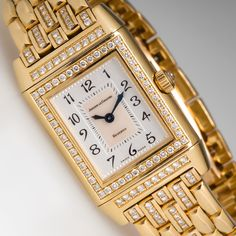 Previously owned estate & antique ladies watches. Elegant Watches, Beautiful Watches, Casual Watches, Latest Watches, Cool Watches, Patek Philippe, G Shock, Rolex, Jaeger Lecoultre Reverso
