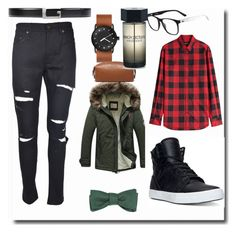 """"""".,.,.,"""" by tanichka03 on Polyvore featuring Lacoste, Yves Saint Laurent, Ghurka, Supra, Dsquared2, Robinson & Dapper, Gucci, men's fashion and menswear"""