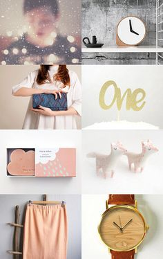 Pink dreams by Maria on Etsy--Pinned with TreasuryPin.com
