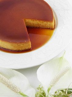 Flan- I am so getting one when we get there!