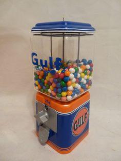 Vintage Acorn gumball machine vintage by CustomGumballMachine