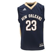 a86aaee2335d Adidas New Orleans Pelicans Anthony Davis Official NBA Youth Jersey New Tags