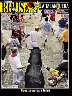 torodigital: Revista nº 244 Bous al Carrer/La Talanquera, de 1...
