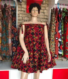 Items similar to Valentine's sex dress for women's / African print sex valentine's dress on Etsy African Fashion Ankara, African Print Fashion, African Wear, Short African Dresses, Short Summer Dresses, African Clothes, Printed Gowns, Business Casual Dresses, African Traditional Dresses